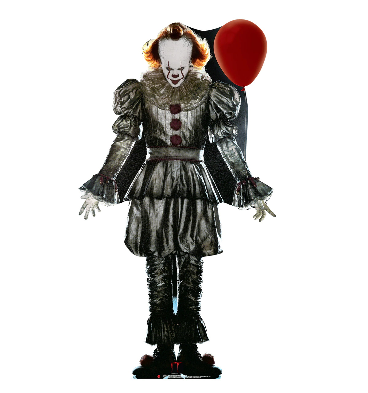 Pennywise with Balloon from IT CHAPTER 2 Movie 2019 Cardboard Cutout