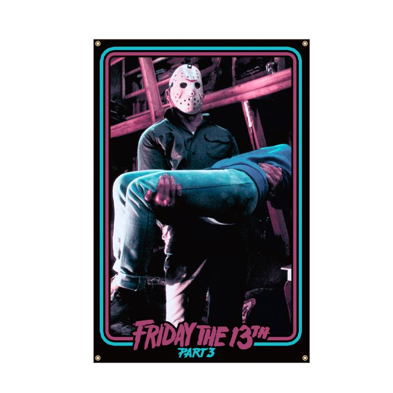 Friday the 13th AOP Backpack