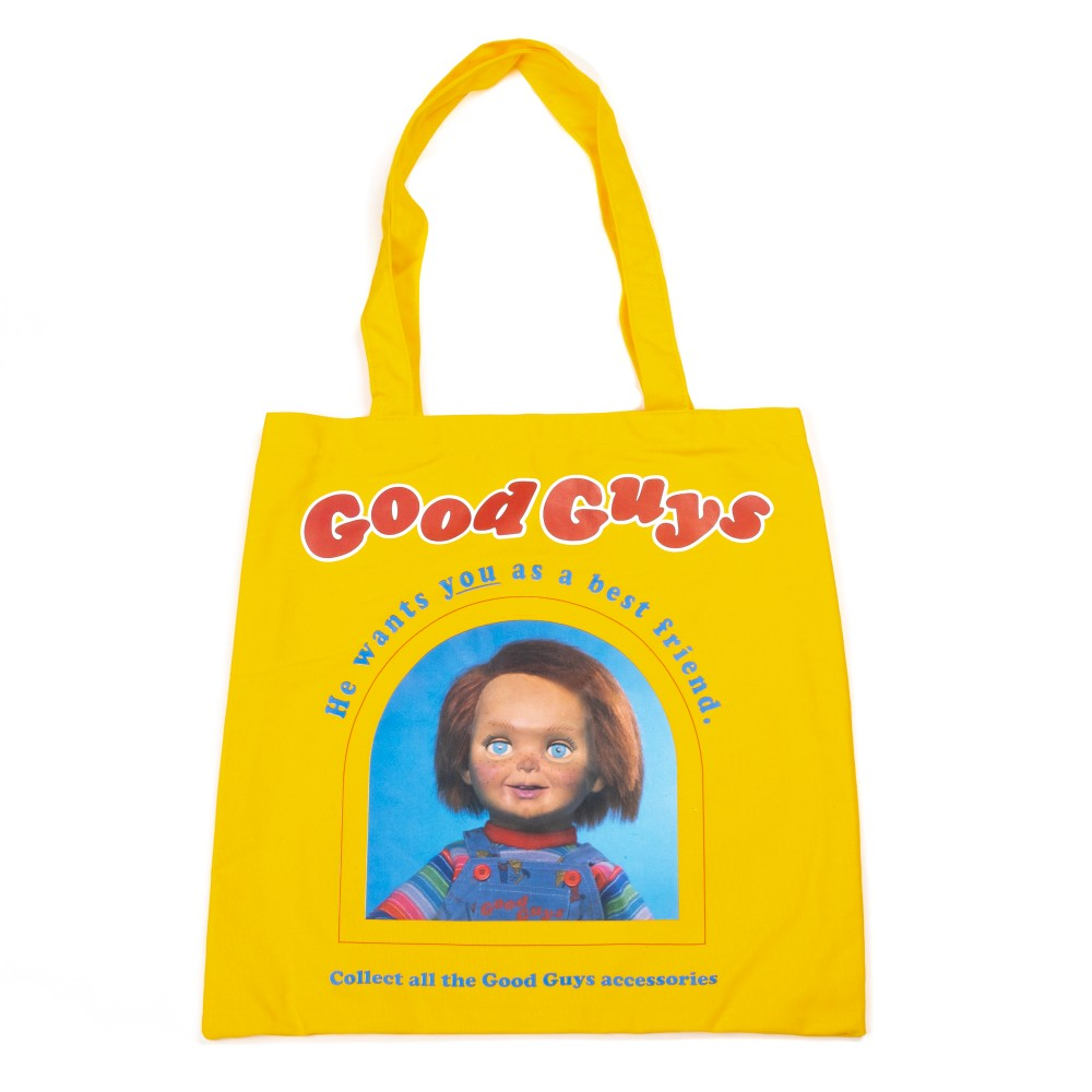 Good Guys Canvas Tote