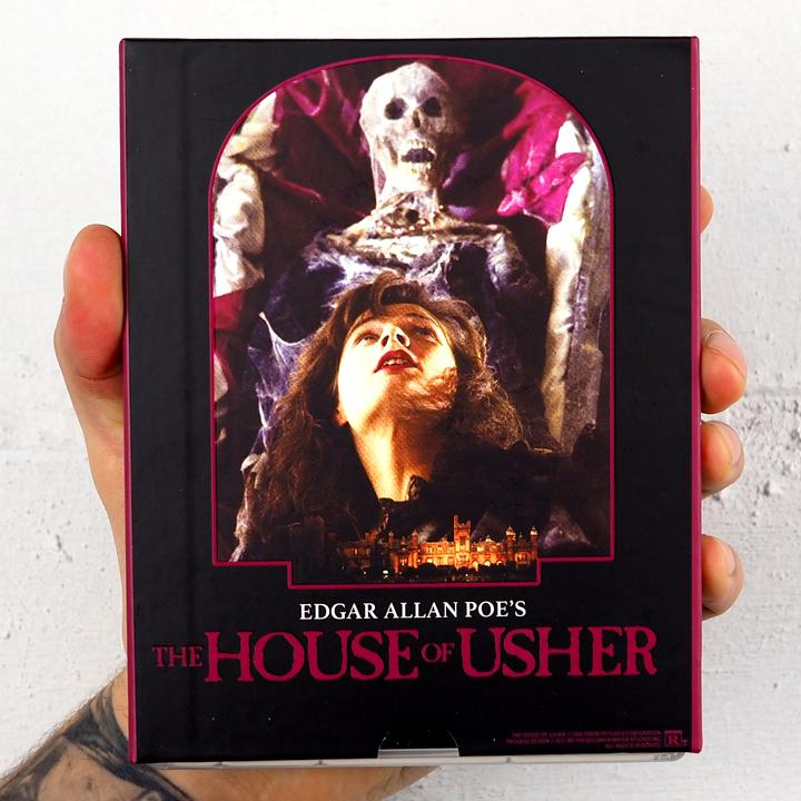 The House of Usher w/ Slipcover Blu-ray