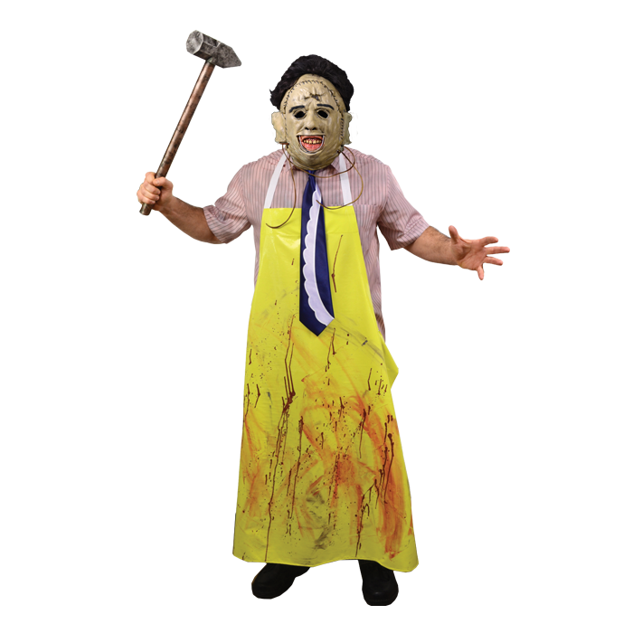 THE TEXAS CHAINSAW MASSACRE - ADULT XL LEATHERFACE COSTUME
