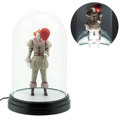IT Pennywise Bell Jar Light