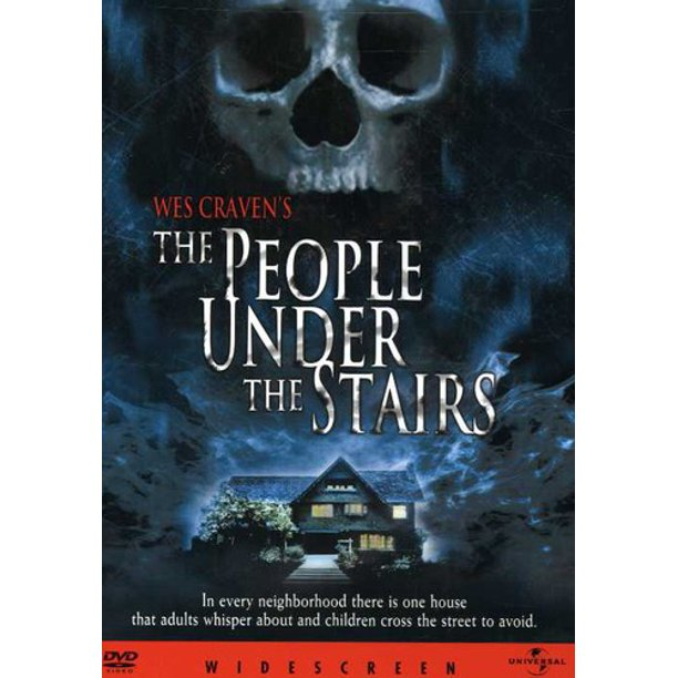 The People Under the Stairs DVD (Pre-owned)