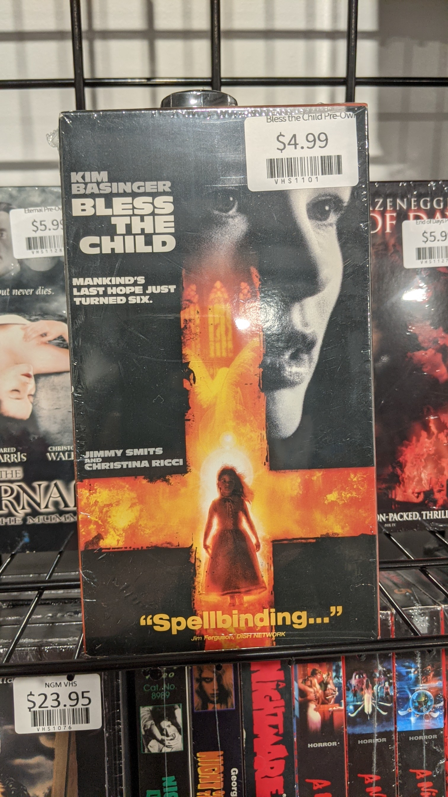 Bless the Child Pre-Owned