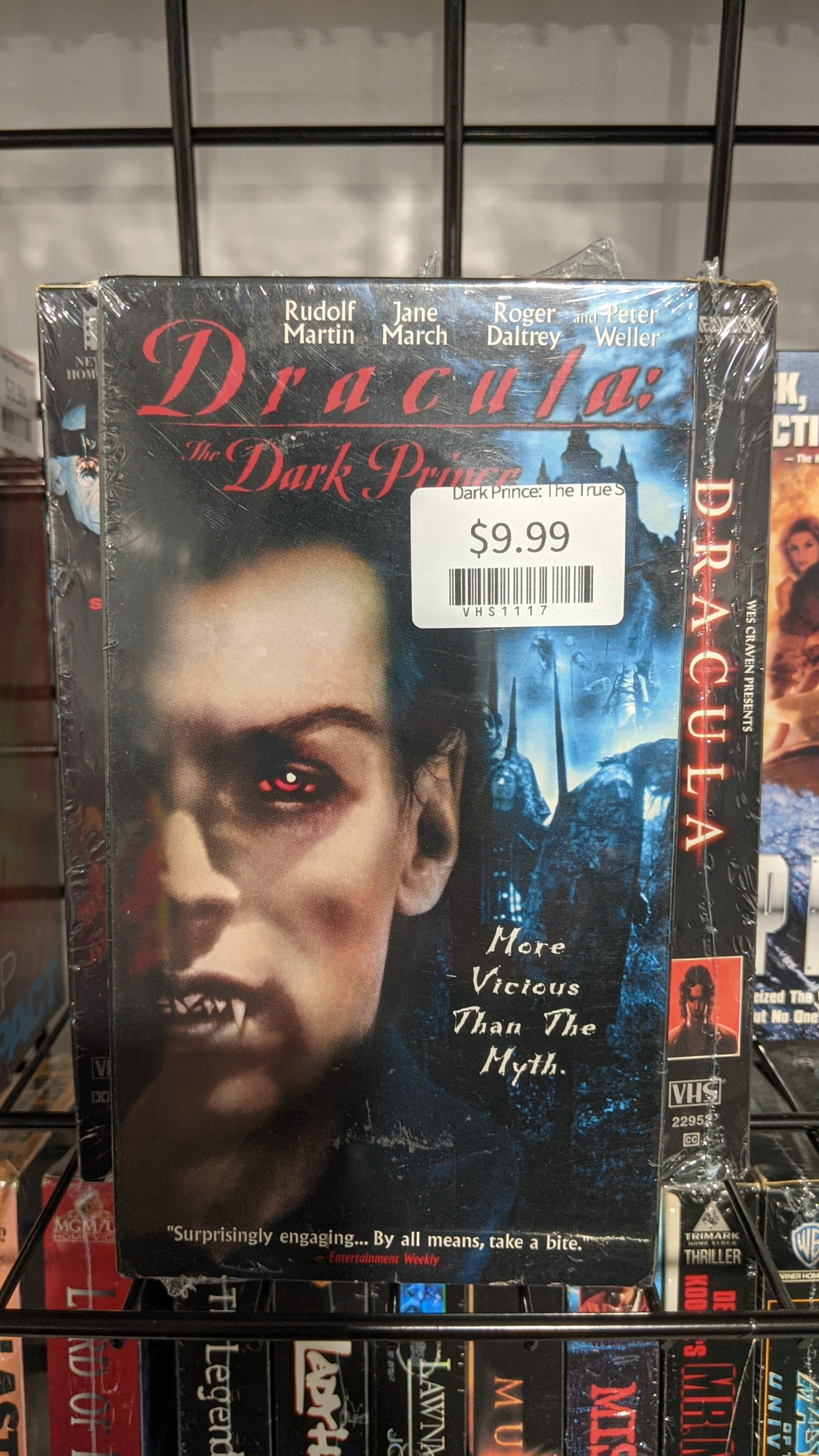 Dark Prince: The True Story of Dracula Pre-Owned