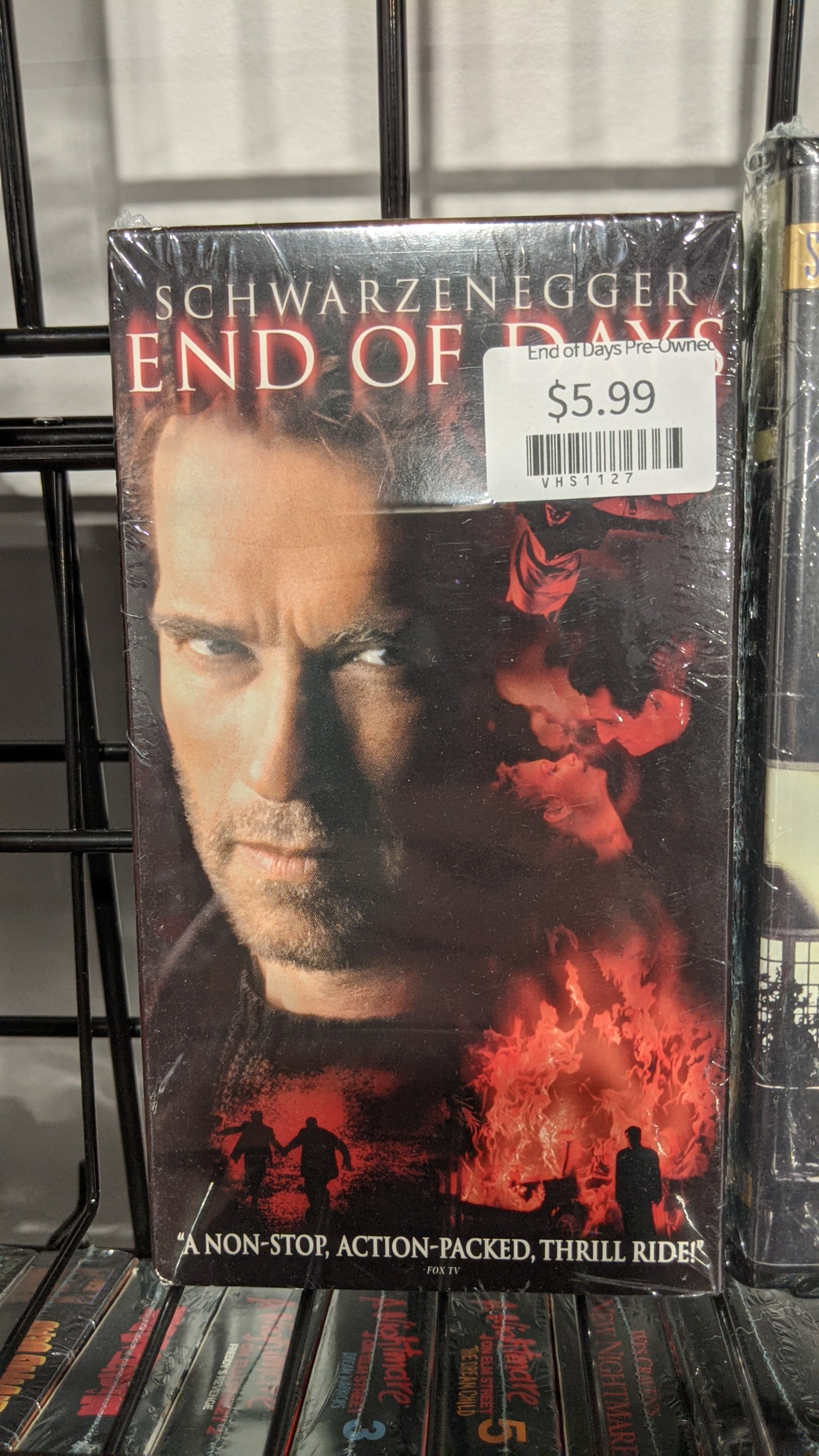 End of Days Pre-Owned