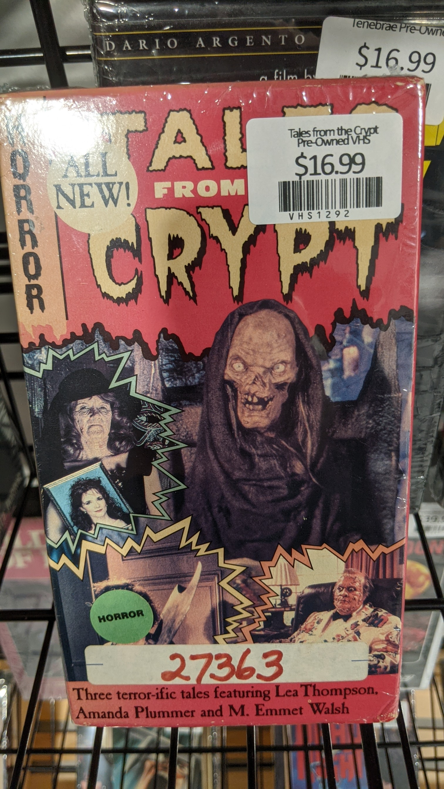 Tales from the Crypt Pre-Owned VHS