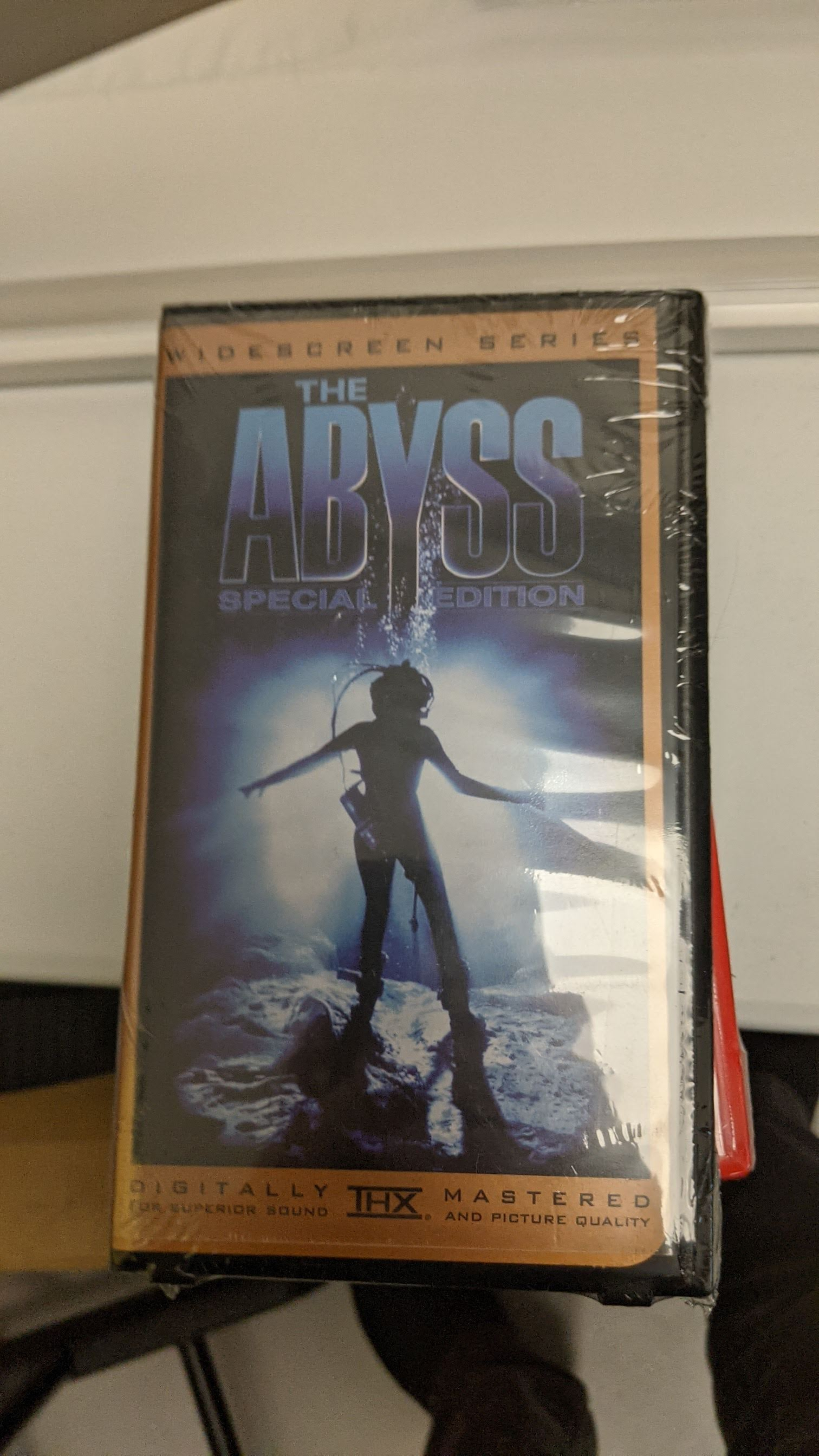 The Abyss  Pre-Owned VHS