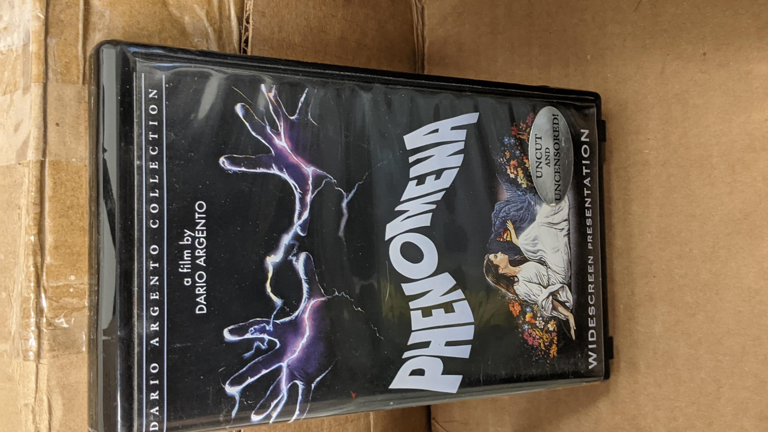 Phenomena  Pre-Owned VHS