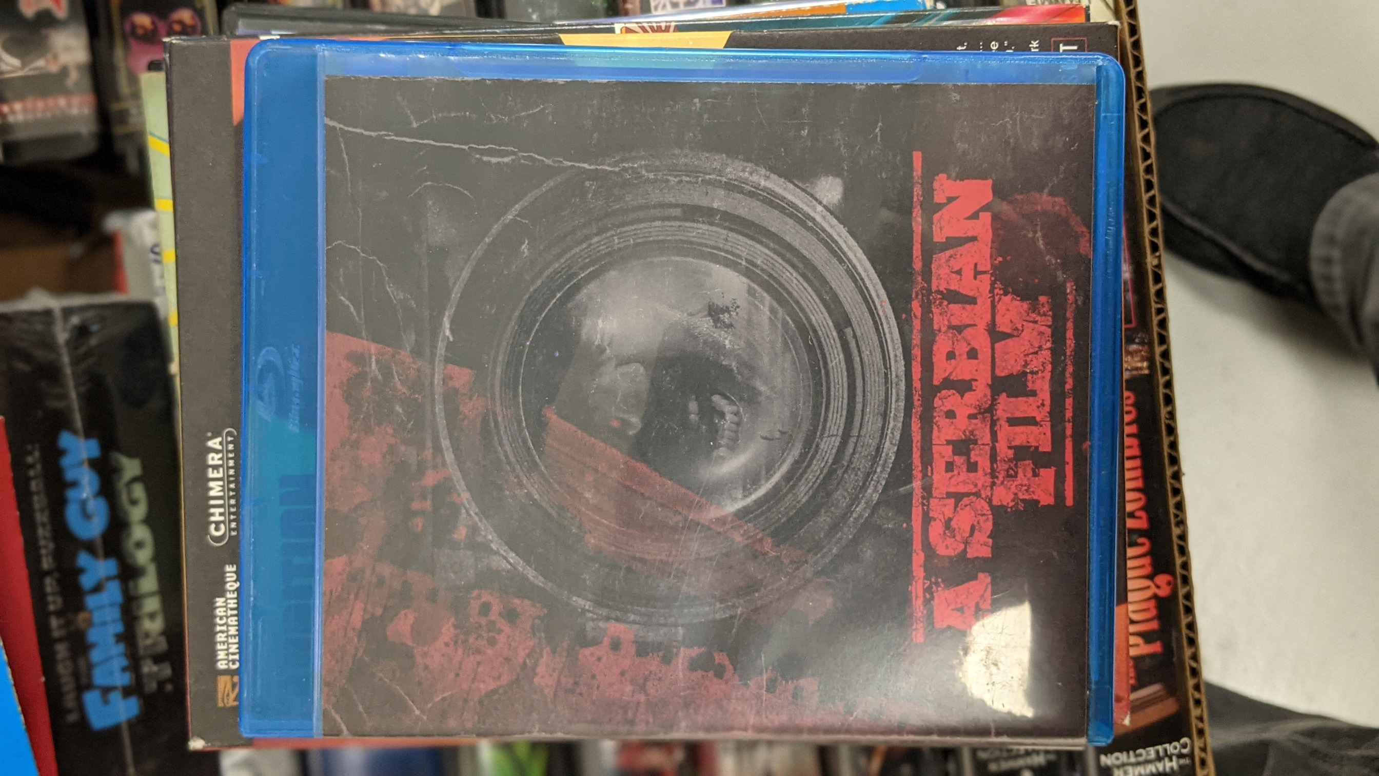 A Serbian Film Pre-Owned Blu ray