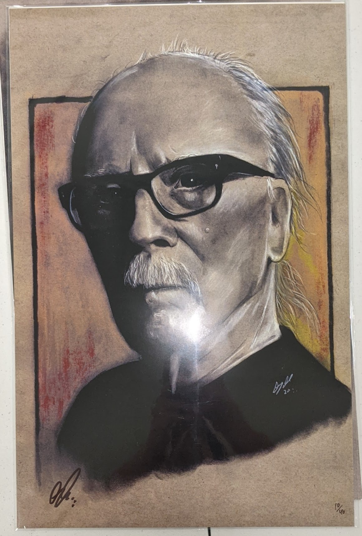John Carpenter Art Print 11