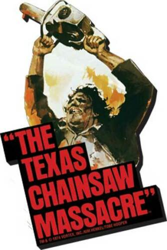 Funky Chunky Magnet Texas Chainsaw Massacre Leatherface