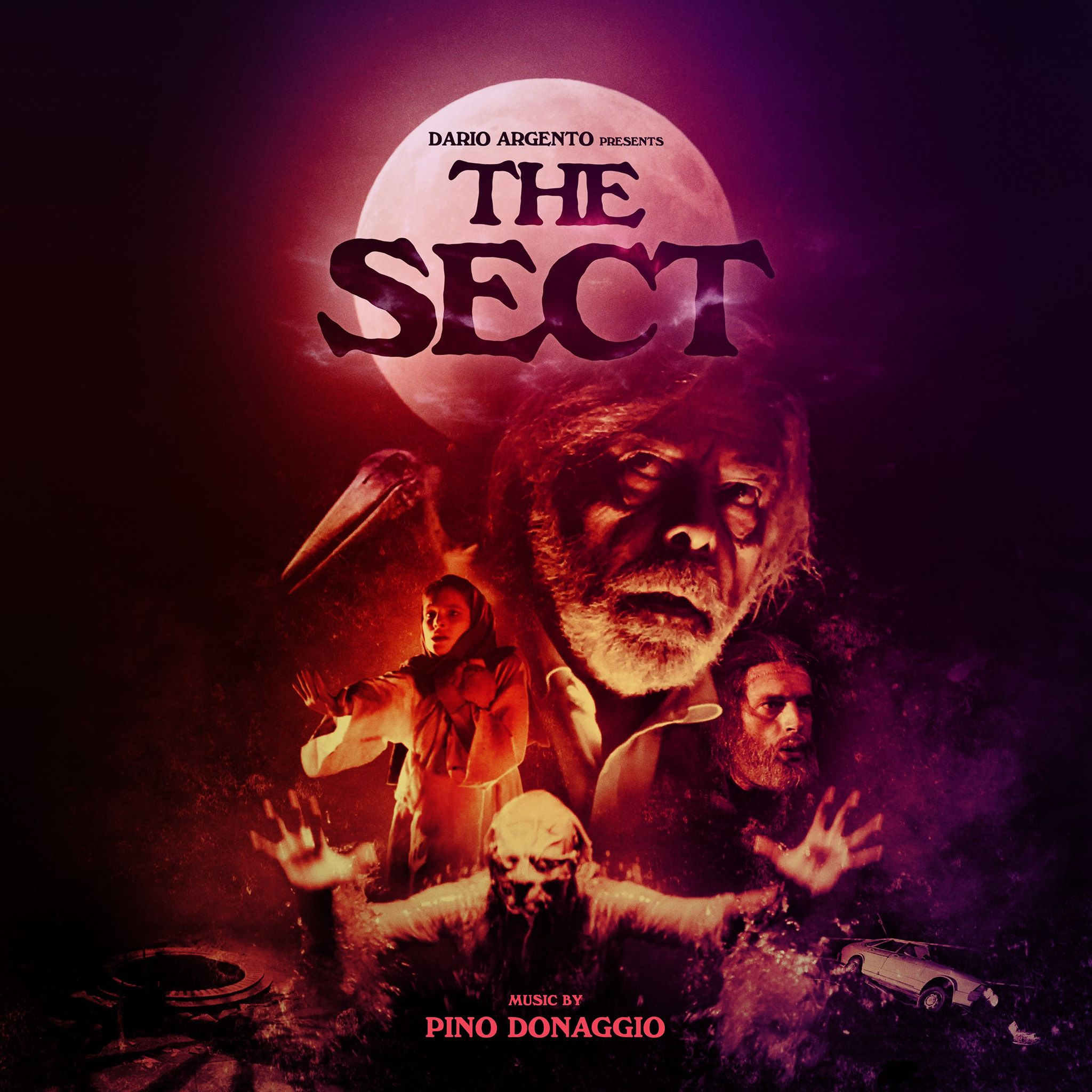 La Setta (The Sect) – Original Motion Picture Soundtrack LP
