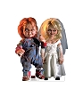 Chucky and His Bride Standee