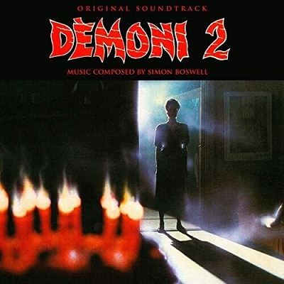 Demons 2 Original Soundtrack (Limited Edition)