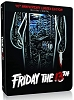Friday the 13th (40th Anniversary Limited Edition) (Steelbook, Anniversary Edition, Widescreen, Dubbed, Subtitled)