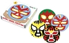 Lucha Libre Coasters - Set of 4