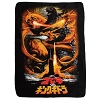 Godzilla Fleece Throw Blanket