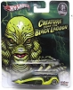 Low Flow Creature from the Black Lagoon Universal Studios Hot Wheels Vehicle