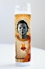 "Saint Michael Myers Halloween 8"" Prayer Candle"