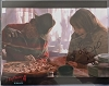 Nightmare on Elm Street 4 Pizza Photo Autographed by Lisa Wilcox