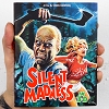 Silent Madness w/ Slipcover Blu ray
