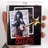 Blood Games Blu ray