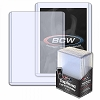 BCW Thick Card Topload Holder - 108 PT.