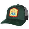Friday The 13th Cap, Camp Crystal Lake Patch Trucker