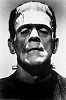 Frankenstein Monster Poster