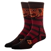 Classic Films 360 Character Socks Freddy Kruger Nightmare on Elm Street