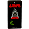 Rock Rebel Jaws Movie Poster Enamel Pin