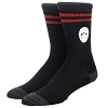 Friday the 13th Rubber Weld Crew Sock Jason Voorhees