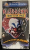 Killer Klowns from Outer Space New and Sealed VHS