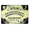 Ouija Board Digital Fleece Throw