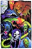 Nightmare Blacklight Poster