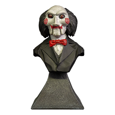 SAW BILLY PUPPET - MINI BUST