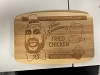 Captain Spaulding Cheese Board