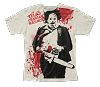 Texas Chainsaw Massacre Leatherface Subway T-Shirt