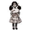 Twilight Zone - Talky Tina Doll - Trick or Treat Studios