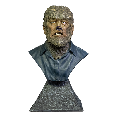 THE WOLF MAN - MINI BUST