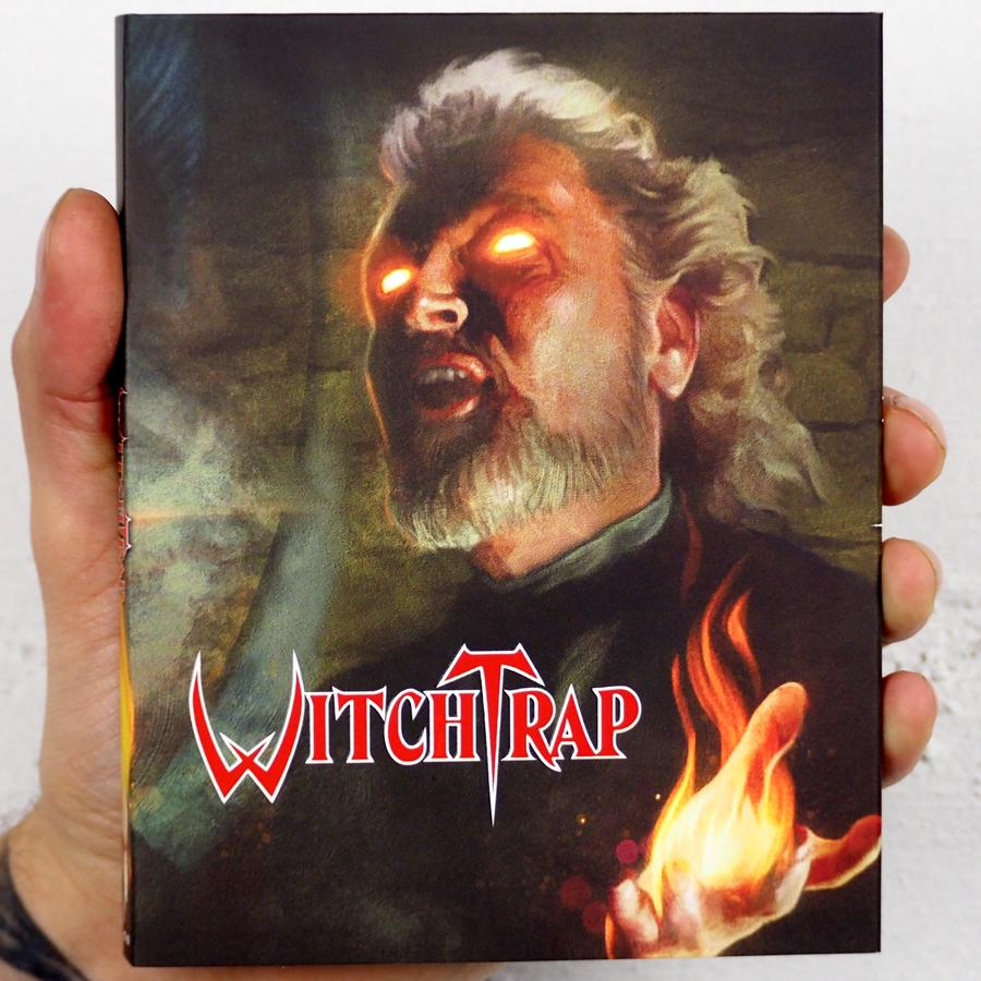 Witchtrap w / Slipcover Blu-ray