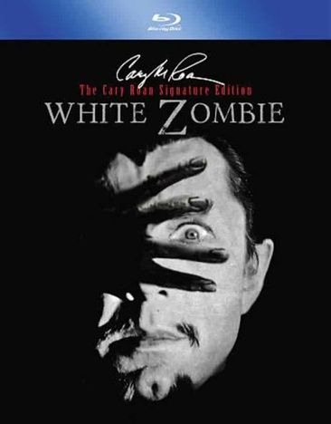 White Zombie: Cary Roan Special Signature Edition Blu Ray