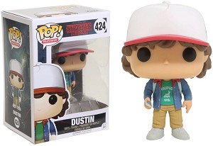 Funko POP Television Stranger Things Dustin with Compass